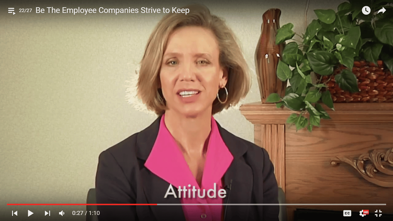 Be The Employee Companies Strive to Keep