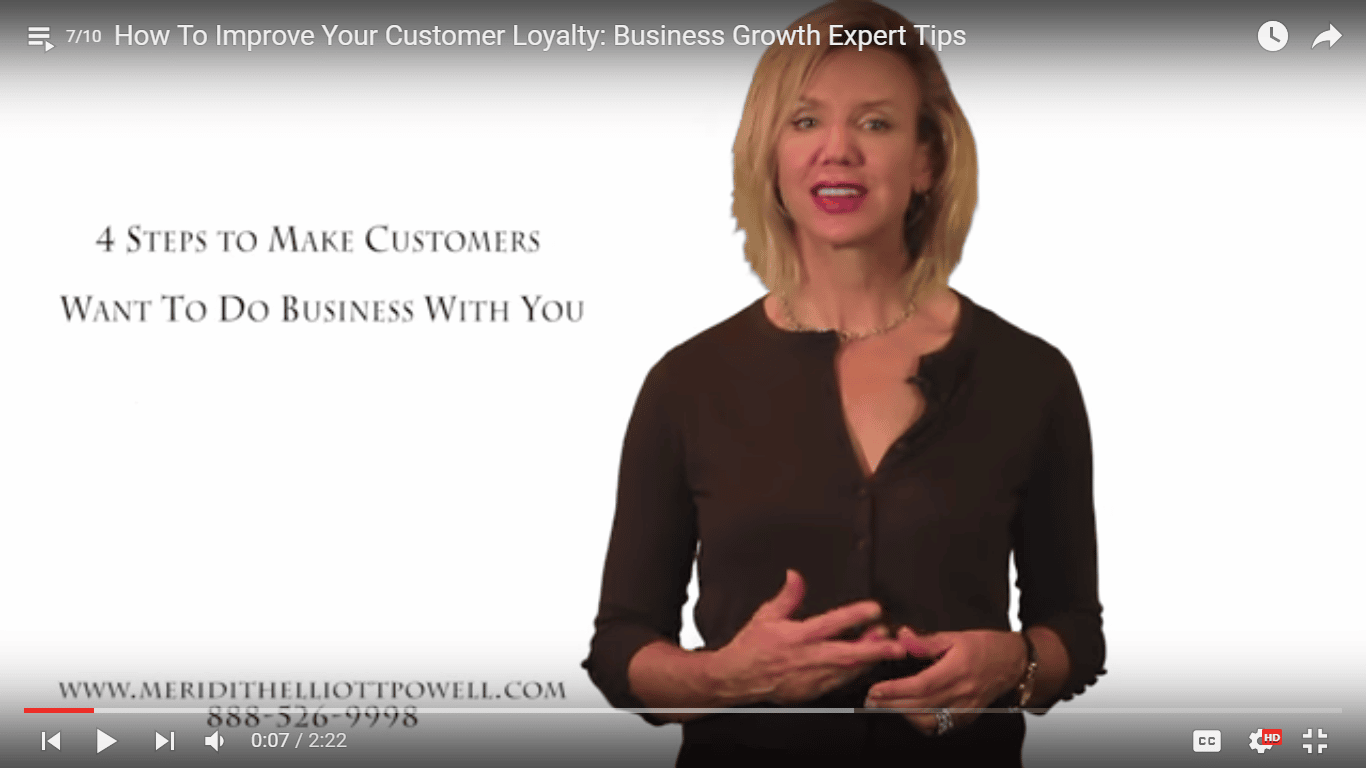 4 Steps to Make Customers Want To Do Business With You
