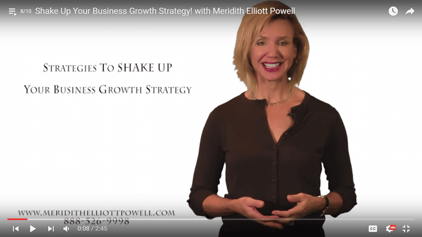 Shake Up Your Business Growth Strategy