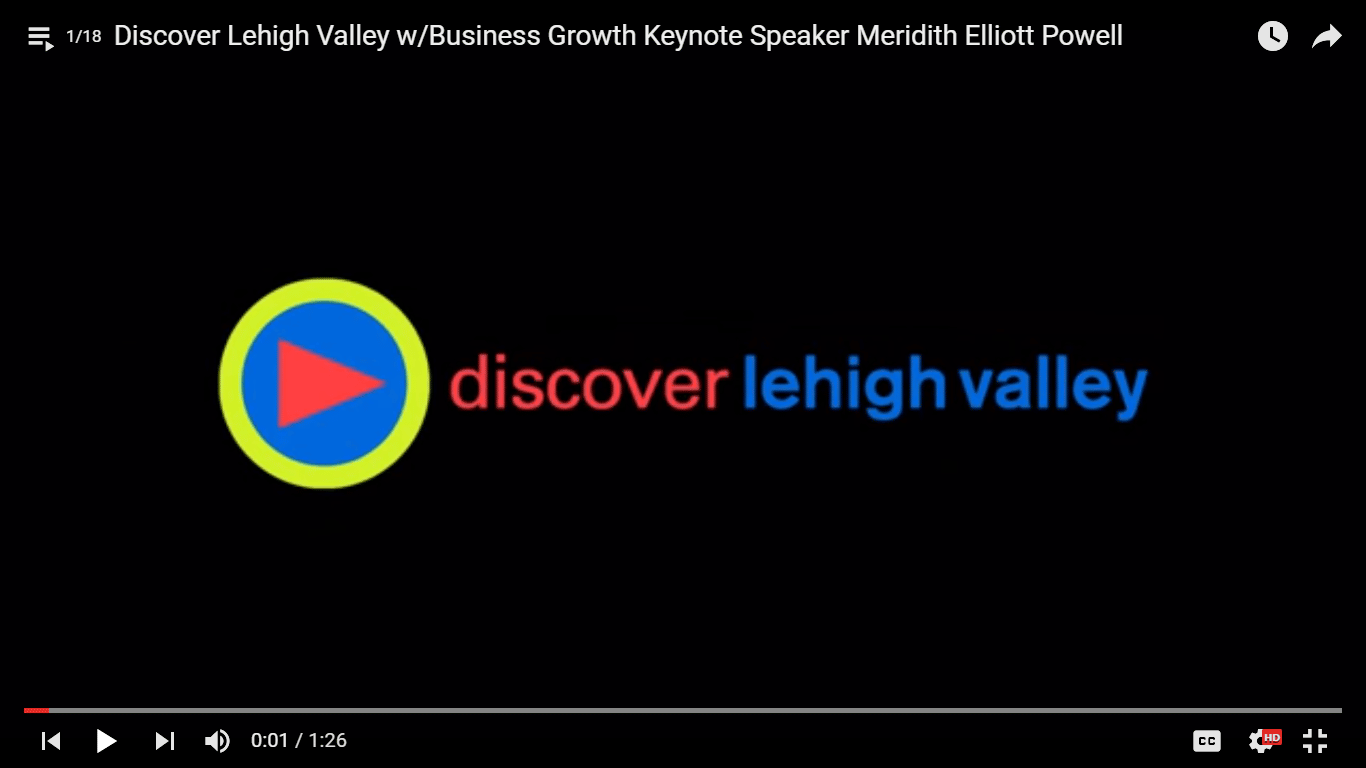 Discover Lehigh Valley with Meridith Elliott Powell
