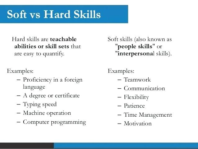 Soft Skills Are The Future Of Work Meridith Elliott Powell