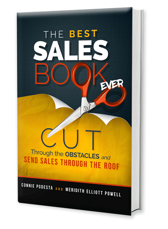 Best Sales Book Ever - Meridith Elliott Powell & Connie Podesta