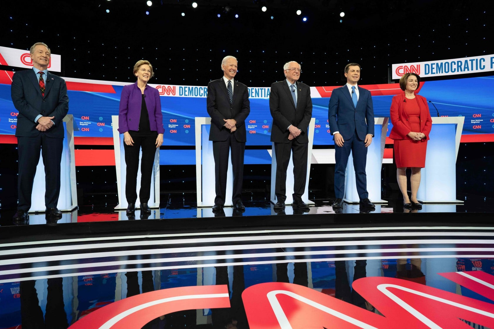 Leadership Democratic Debates